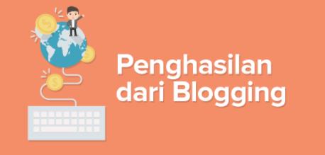 Inilah Cara Dapat Uang Dari Blog di Zaman Sekarang